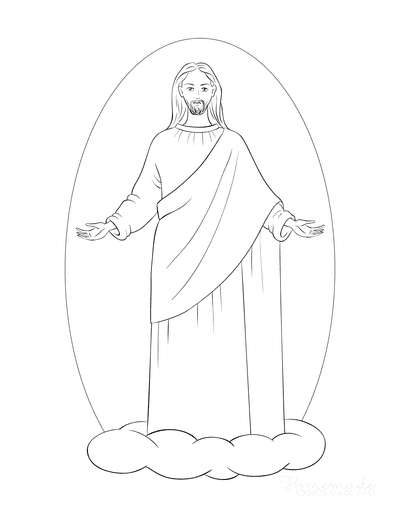 52 Bible Coloring Pages FREE Printable PDFs
