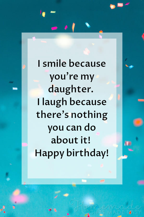Sweet Gift For Her: 100 Happy Birthday Daughter Wishes & Quotes For 2020