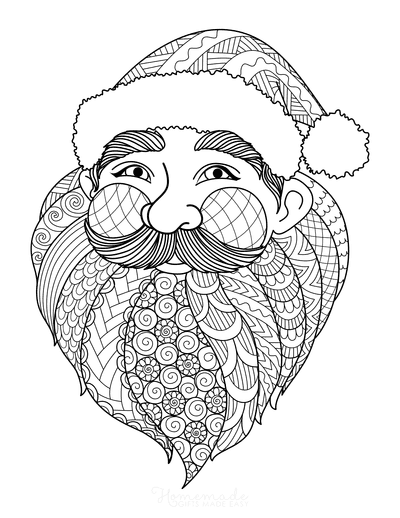 100 best christmas coloring pages free printable pdfs 100 best christmas coloring pages