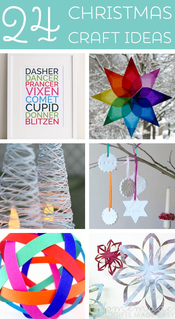 holiday gift craft ideas festive craft ideas 4679