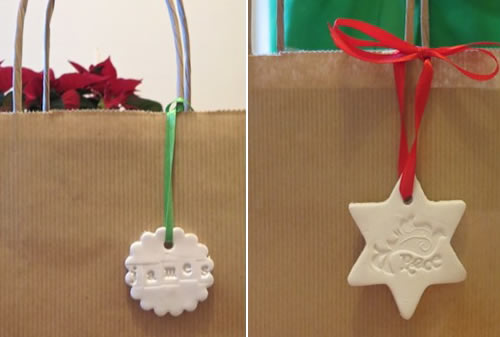 Christmas Ornament To Make Air Dry Clay