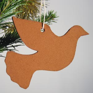 Christmas Ornament to Make - Air Dry Clay