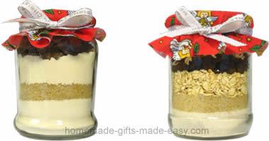 cookie recipes in a jar