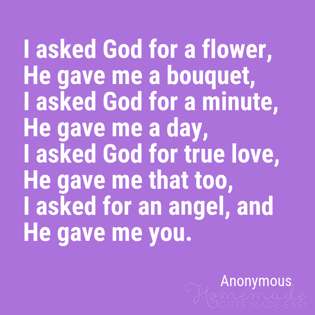 cute boyfriend quotes god gave me you