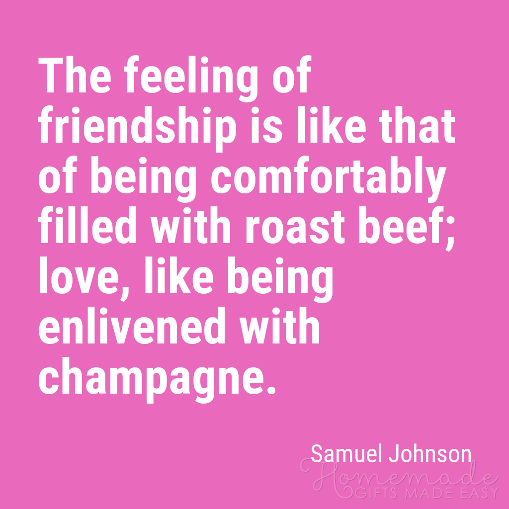 cute boyfriend quotes love is like champagne samuel johnson