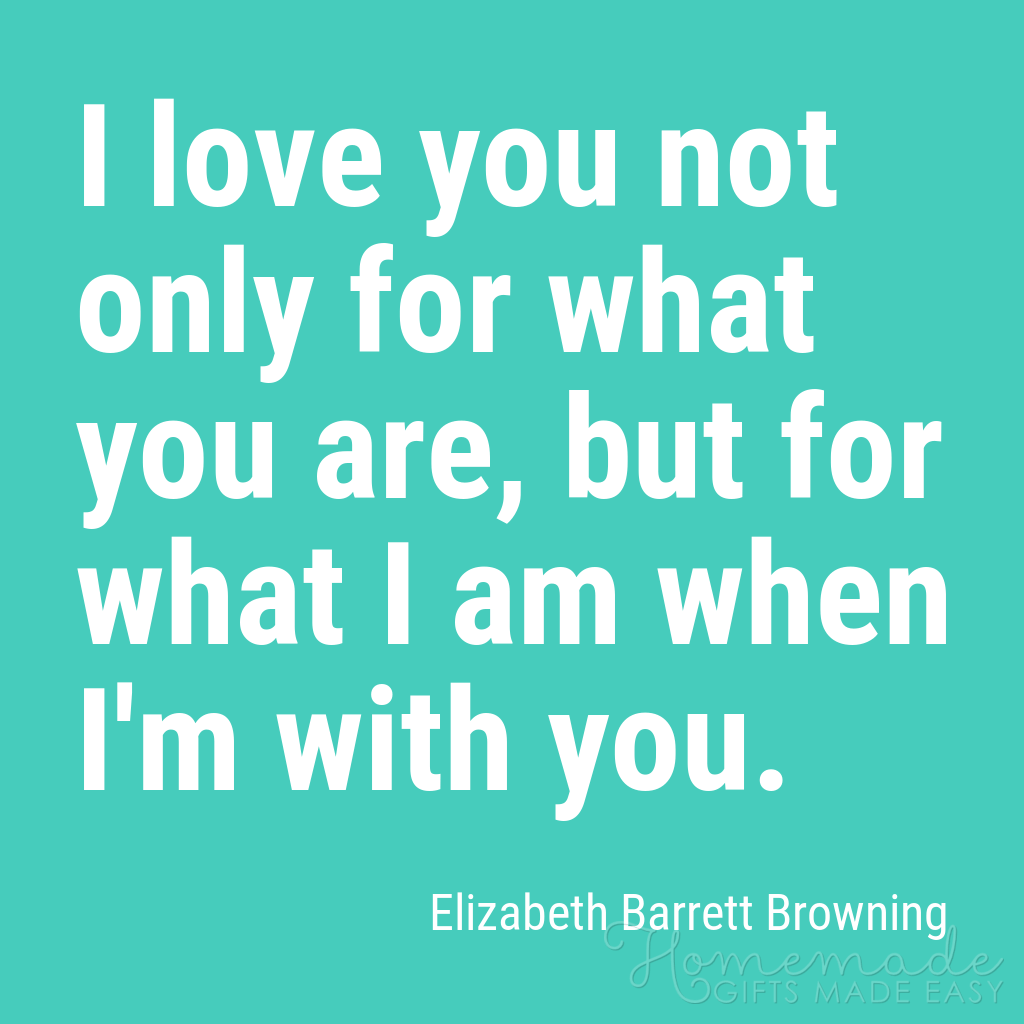 cute boyfriend quotes love you for what i am with you