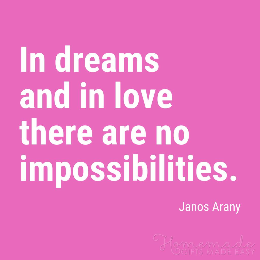 cute boyfriend quotes no impossibilities