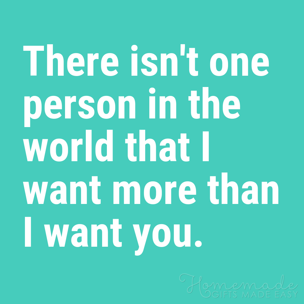 cute boyfriend quotes noone i want more than you