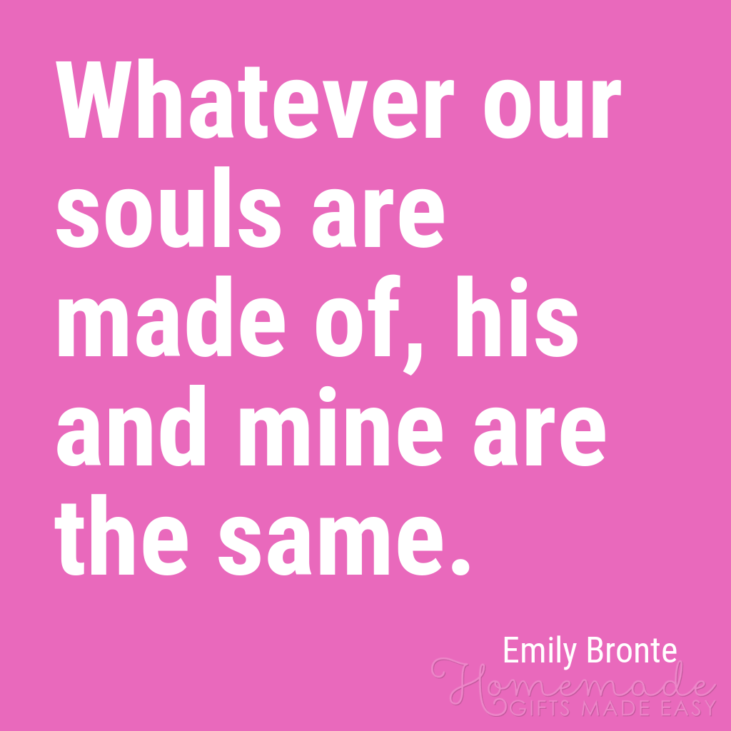 cute boyfriend quotes souls made of bronte