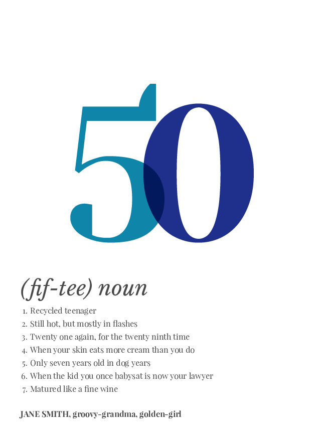 50 definition poster preview