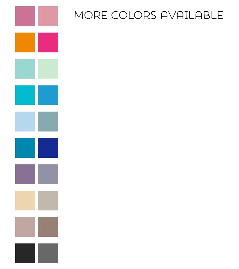 definition poster color palettes