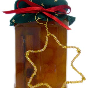 homemade food gifts dried apricot jam
