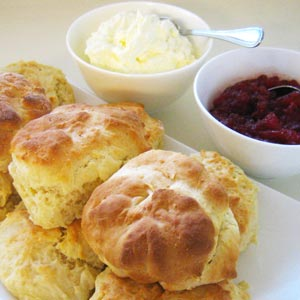 homemade food gifts easy scone recipe
