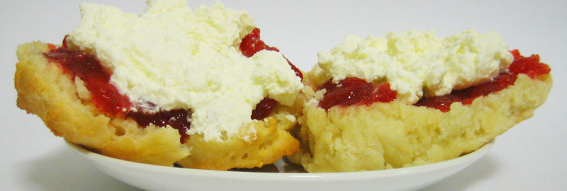 easy scone recipe