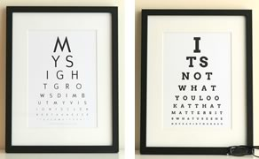 eye chart maker header