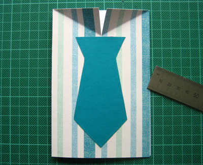 fathers day cards to make step 5