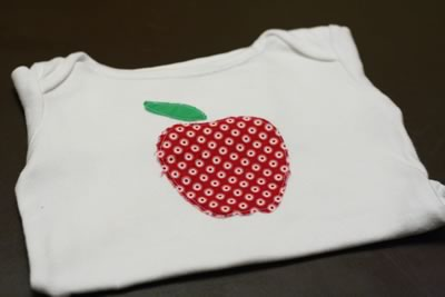 free applique patterns - apple