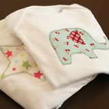 baby applique patterns