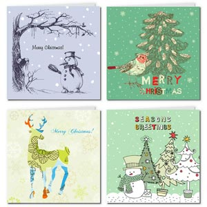 Snowman Christmas Cards Ideas.Free Printable Xmas Cards Gallery