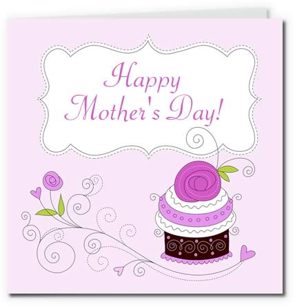 photo regarding Happy Mothers Day Printable Cards named 7 Stunning No cost Printable Moms Working day Playing cards - Large High quality