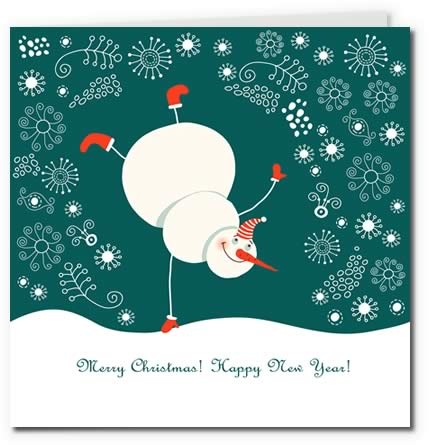 free printable xmas cards - Photo Xmas Cards