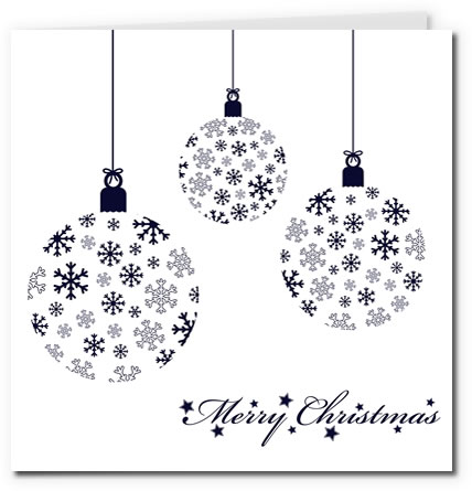 Free Printable Xmas Cards on artistic designs gallery