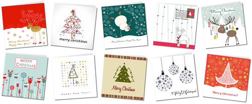 free printable xmas cards gallery 2