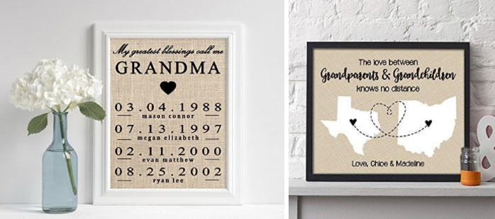 sc 1 st  Homemade Gifts Made Easy & 10 Best Grandma Gifts