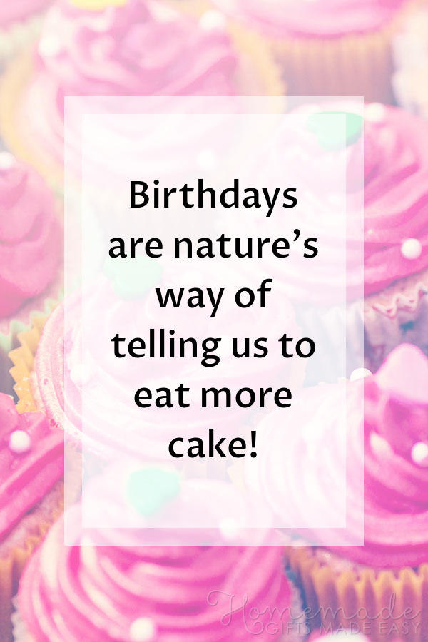 Happy Birthday images eat more cake 600x900