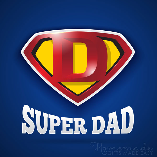 happy fathers day images superdad 600x600