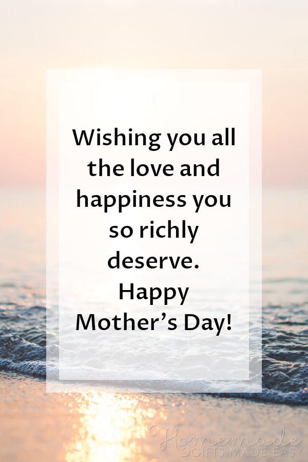 happy mothers day images deserve happiness 600x900