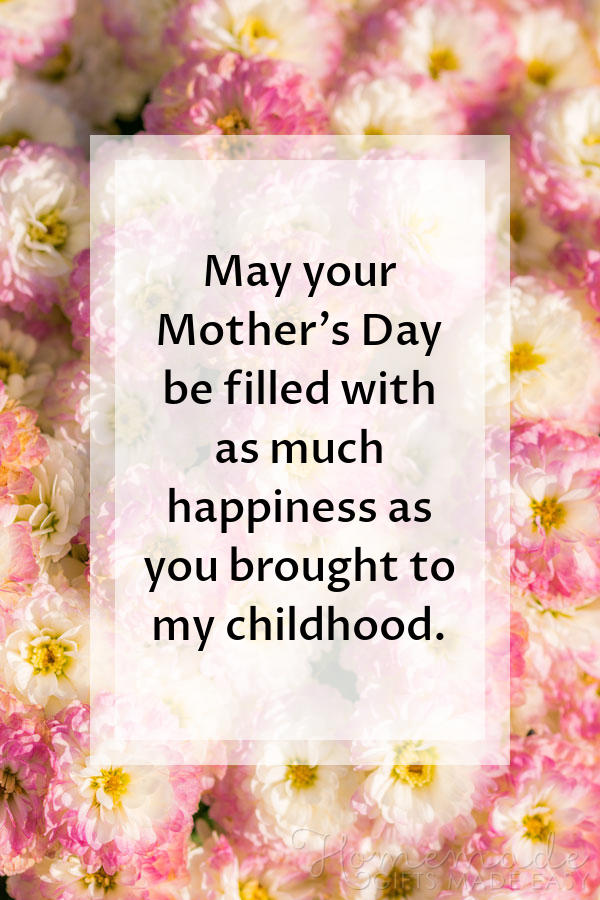 happy mothers day images happiness childhood 600x900