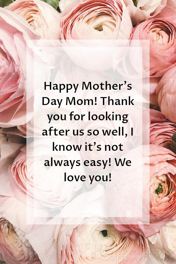 happy mothers day images not always easy 600x900