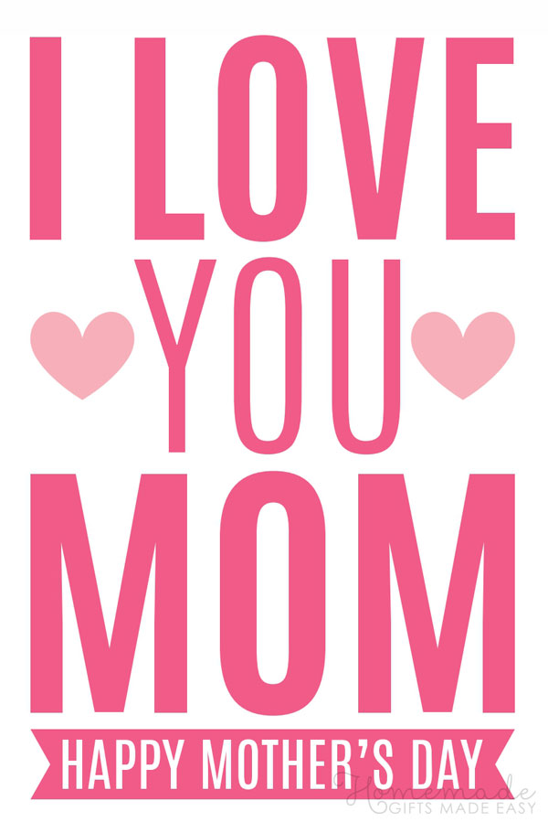 happy Mother's Day images pink subway 600x900