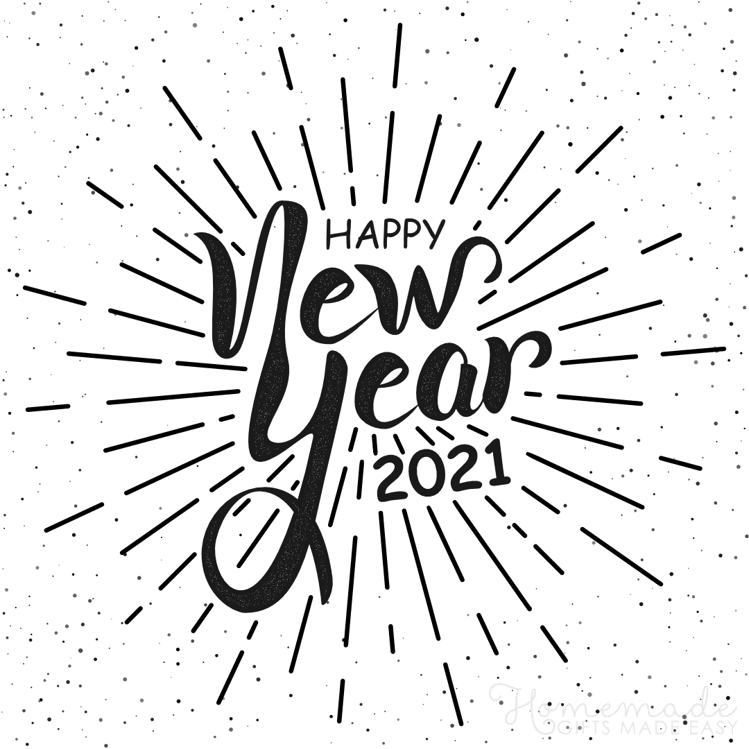 185 Best Happy New Year Wishes, Messages, & Quotes for 2021