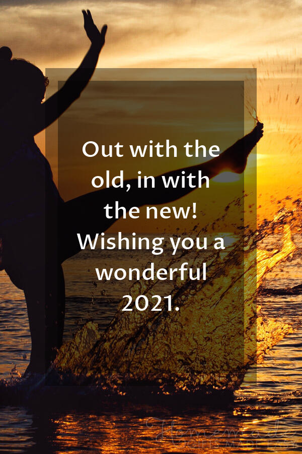 happy new year images out with old 2021 600x900
