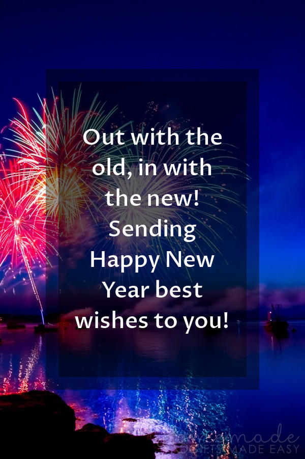 Sweet Gift For Her: 80+ Happy New Year Images With Wishes & Quotes