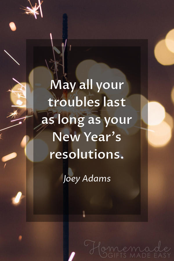 happy new year images troubles as long as resolutions 600x900
