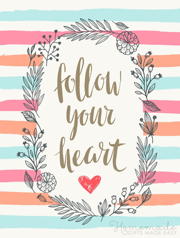 happy valentines day images follow your heart 600x794