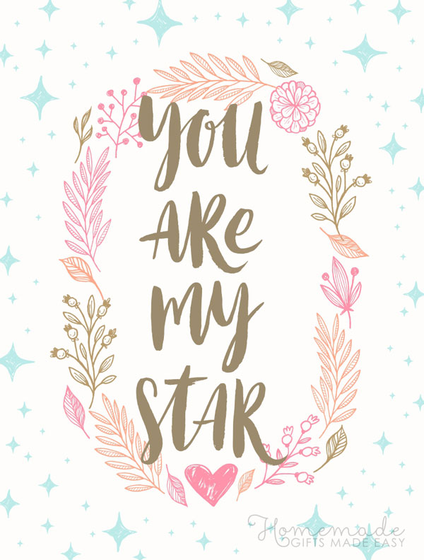 happy valentines day images you are my star600x792