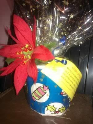 homemade christmas gag gifts toilet paper