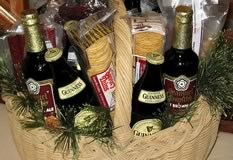 homemade gift basket ideas beer lovers