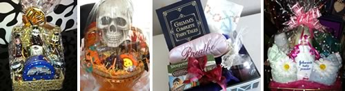 Homemade gift basket ideas for every occasion for Homemade christmas gift baskets for couples
