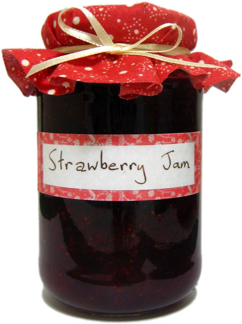 ... to Make Strawberry Jam with my Easy Homemade Strawberry Jam Recipe