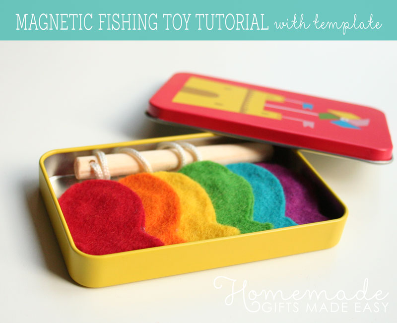 Homemade toddler toys for Magnet fishing tips