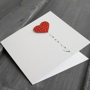 homemade boyfriend gift ideas valentine card