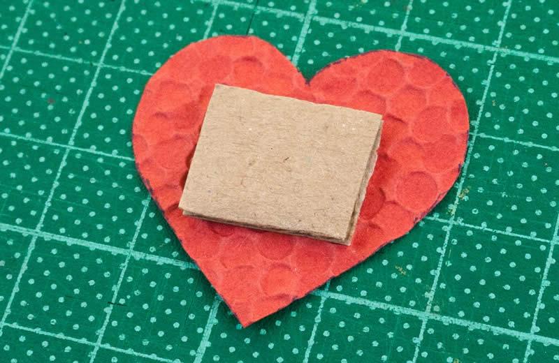 homemade valentine card heart balloon printable