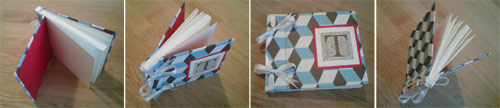 hien's homemade book pics