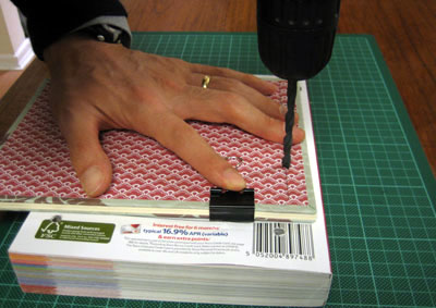 how to make a book step 12