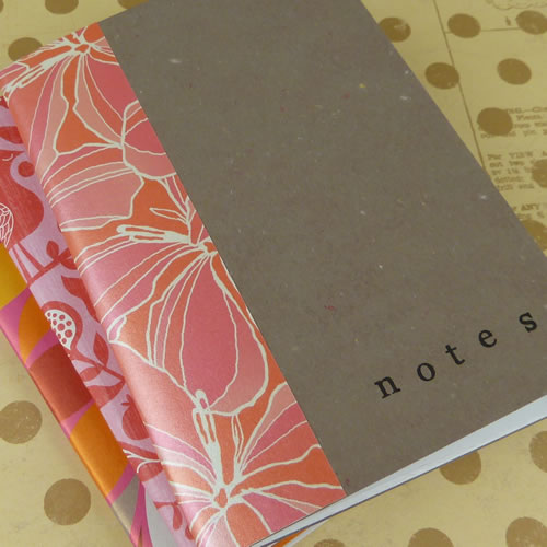 homemade boyfriend gift ideas how to make a notebook